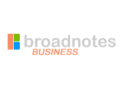broad notes business
